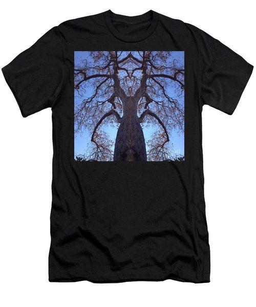 Tree Creature Men's T-Shirt (Athletic Fit)