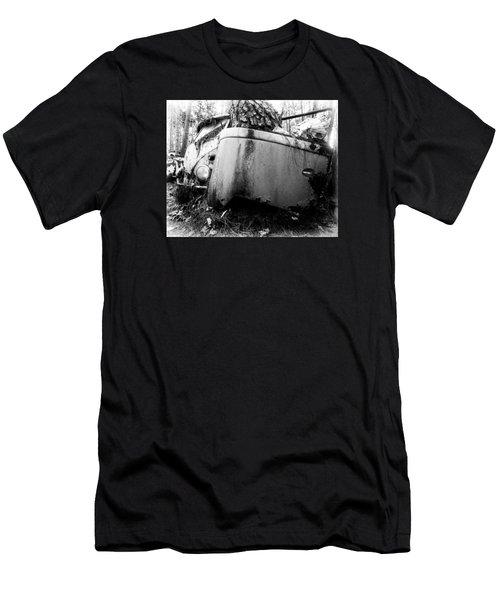 Tree Door Vw Men's T-Shirt (Athletic Fit)