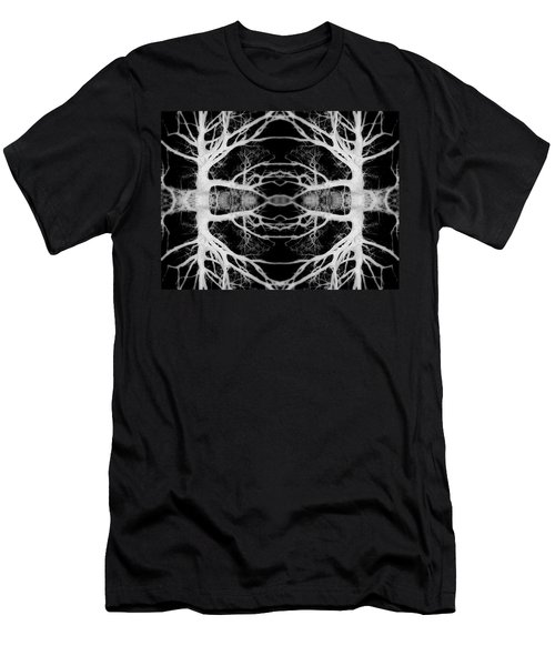 Tree Kaleidescope  Men's T-Shirt (Athletic Fit)