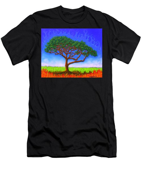 Tree Of Life 01 Men's T-Shirt (Athletic Fit)