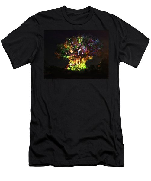 Tree Of Life Awakenings Men's T-Shirt (Athletic Fit)