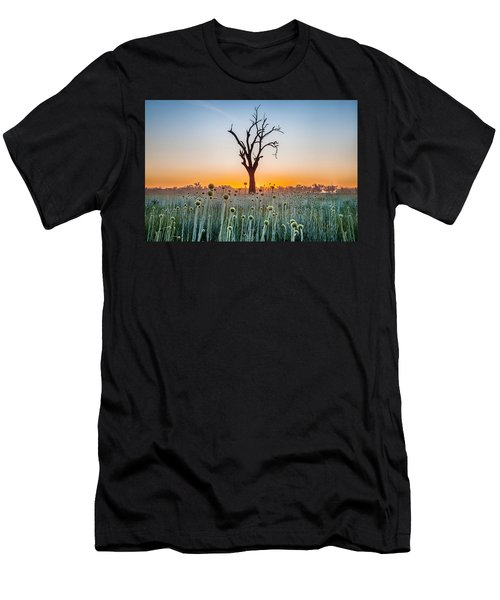 Men's T-Shirt (Athletic Fit) featuring the photograph We Are Family by Az Jackson