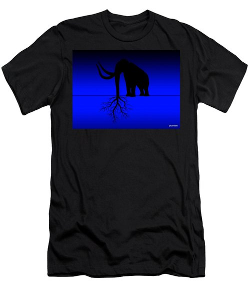 Tree Of Strength Prosperity And Longevity Men's T-Shirt (Athletic Fit)