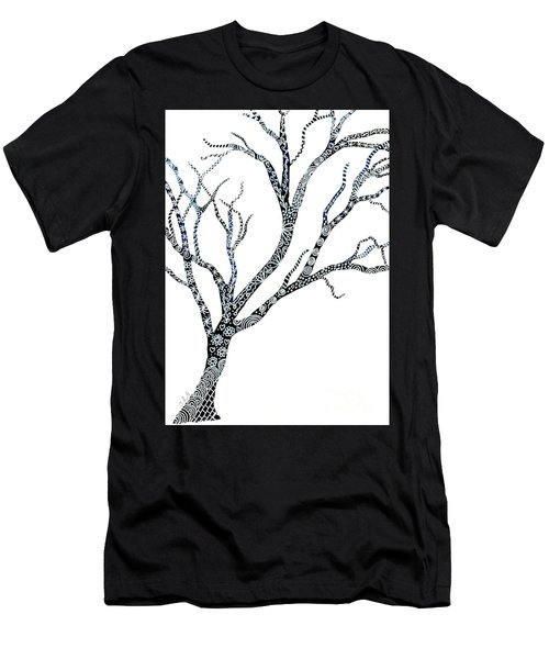 Tree Of Strength Men's T-Shirt (Athletic Fit)