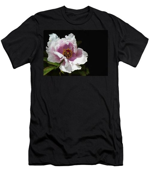 Tree Paeony II Men's T-Shirt (Athletic Fit)
