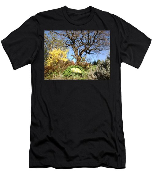Tree Photo 991 Men's T-Shirt (Athletic Fit)