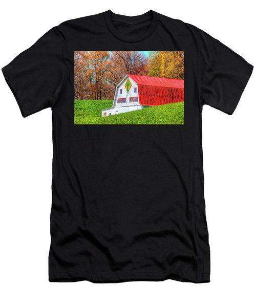 Tree Variation Men's T-Shirt (Athletic Fit)
