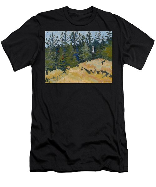 Trees Grow Men's T-Shirt (Athletic Fit)