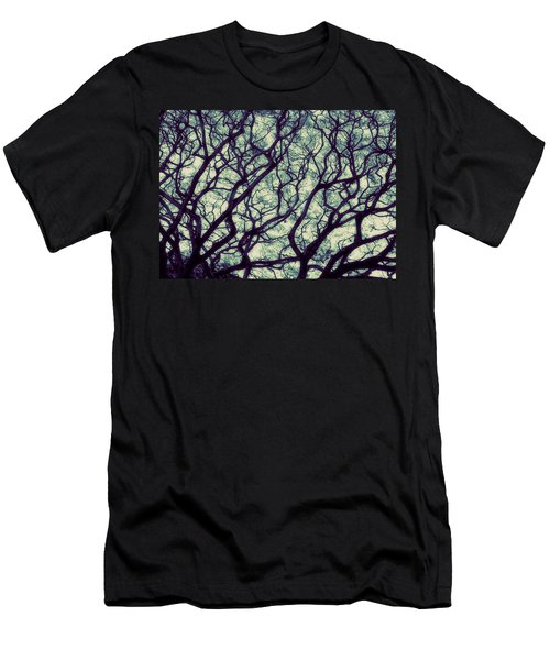 Trees Men's T-Shirt (Athletic Fit)