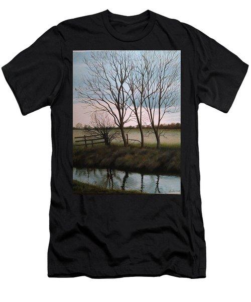 Trent Side Men's T-Shirt (Athletic Fit)
