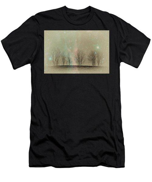 Tress In Starlight Men's T-Shirt (Athletic Fit)