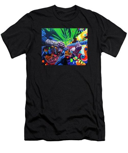 Trey Anastasio 4 Men's T-Shirt (Athletic Fit)
