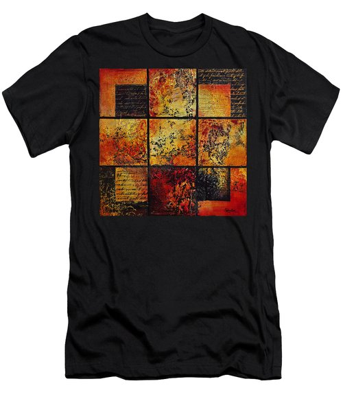 Trial By Fire Men's T-Shirt (Athletic Fit)