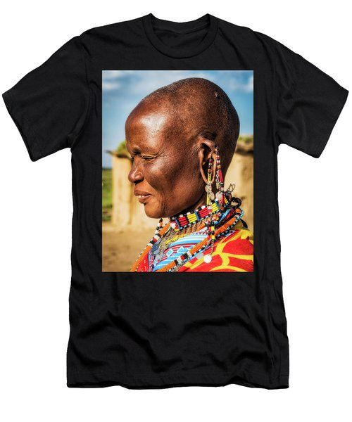 Tribal Traditions Men's T-Shirt (Athletic Fit)