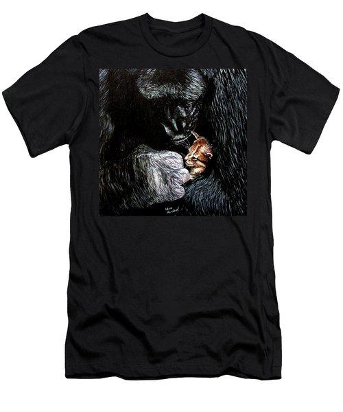 Tribute To Koko Men's T-Shirt (Slim Fit) by Stan Hamilton