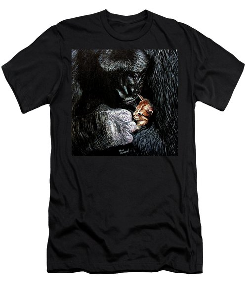 Tribute To Koko Men's T-Shirt (Athletic Fit)