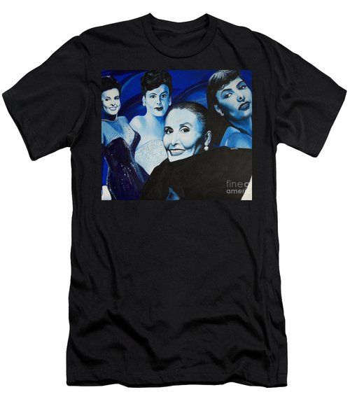 Tribute To Lena Horne Men's T-Shirt (Athletic Fit)