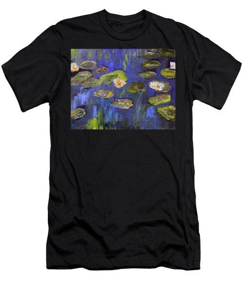 Tribute To Monet Men's T-Shirt (Athletic Fit)