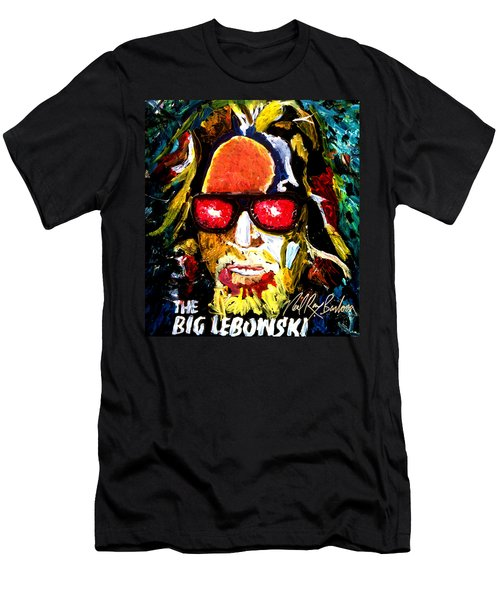 tribute to THE BIG LEBOWSKI Men's T-Shirt (Athletic Fit)