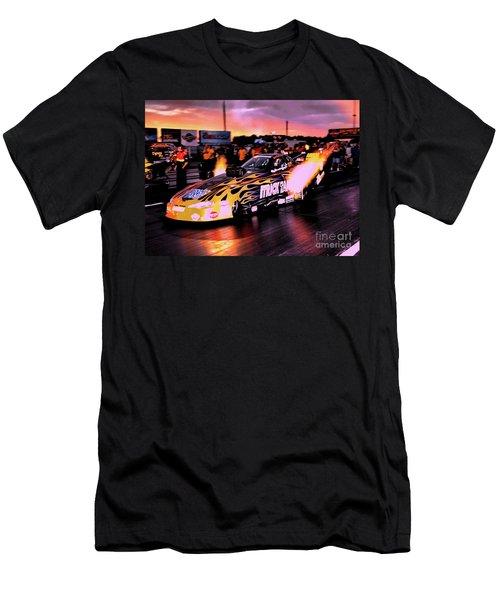 Trick Tank - Bob Gilbertson Men's T-Shirt (Athletic Fit)
