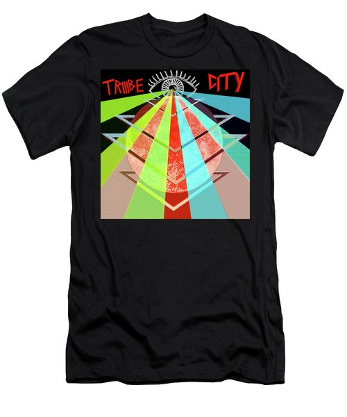 Triiibe City For Bxdizzy419 Men's T-Shirt (Athletic Fit)