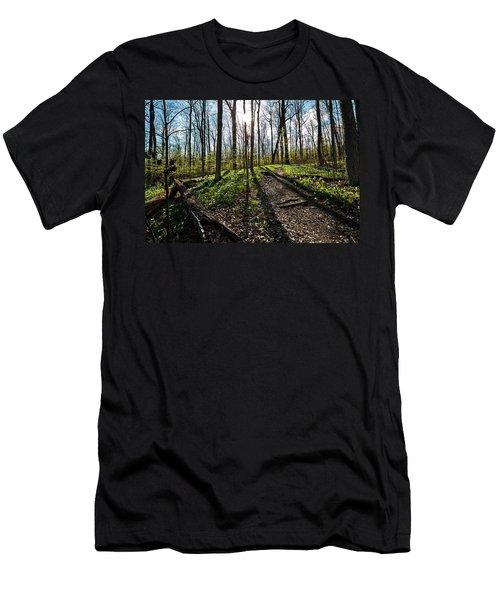 Trillium Trail Men's T-Shirt (Athletic Fit)