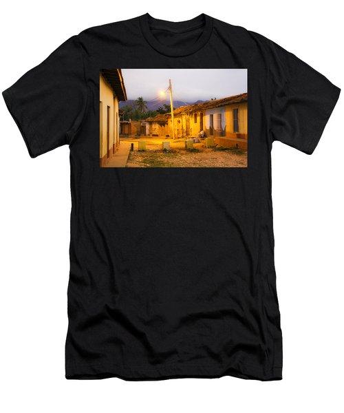 Trinidad Morning Men's T-Shirt (Athletic Fit)