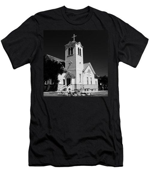 Trinity Church 1871 Men's T-Shirt (Athletic Fit)