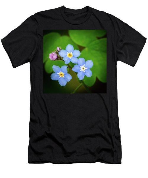 Triplets Men's T-Shirt (Athletic Fit)