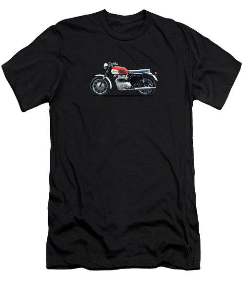Triumph Bonneville 1966 Men's T-Shirt (Athletic Fit)