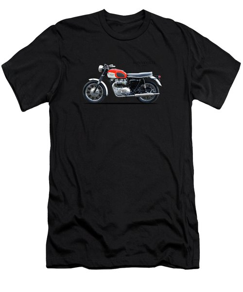Triumph Bonneville 1966 Men's T-Shirt (Athletic Fit)
