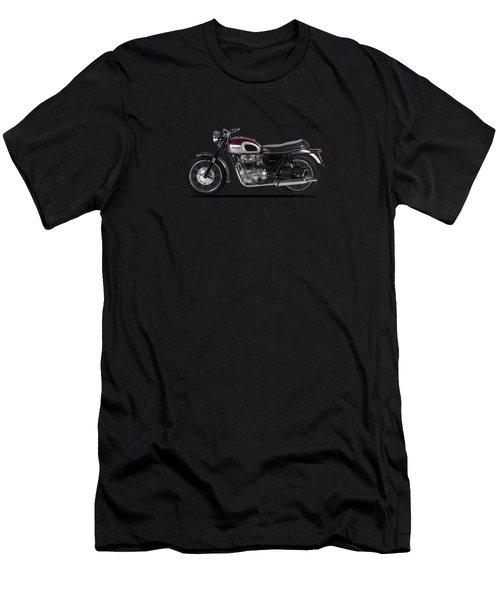 Triumph Bonneville 1968 Men's T-Shirt (Athletic Fit)