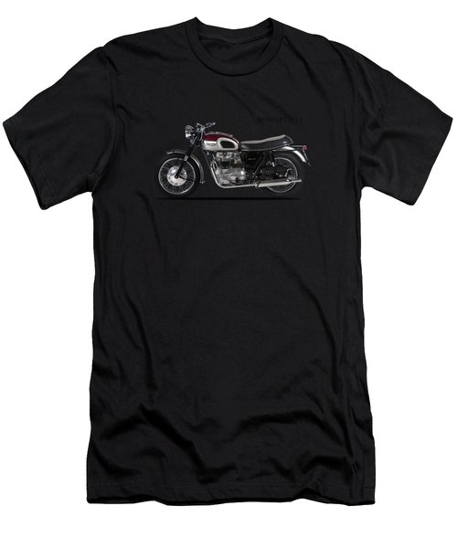 Triumph Bonneville 1968 Men's T-Shirt (Athletic Fit)
