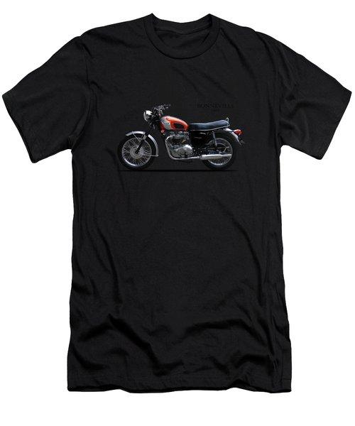 Triumph Bonneville 1969 Men's T-Shirt (Athletic Fit)