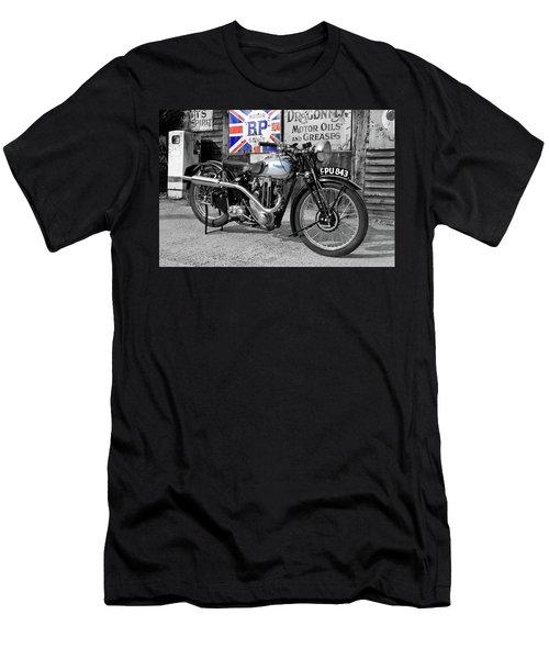 Triumph Tiger 80 Men's T-Shirt (Athletic Fit)