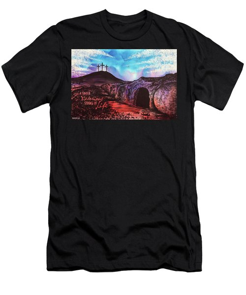 Triumphant Life Men's T-Shirt (Athletic Fit)