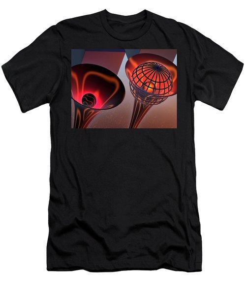 Trombones Men's T-Shirt (Athletic Fit)