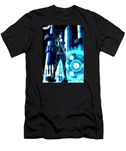 Tron Quorra Men's T-Shirt (Athletic Fit)