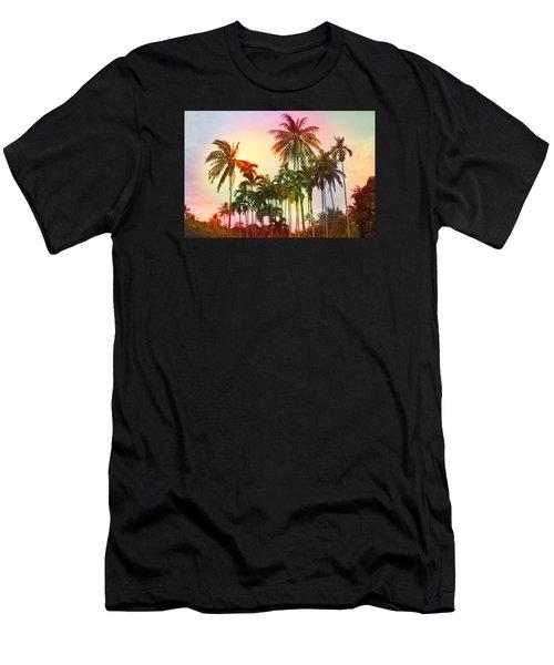 Tropical 11 Men's T-Shirt (Athletic Fit)