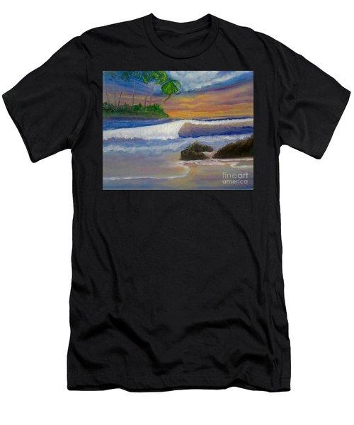Tropical Dream Men's T-Shirt (Athletic Fit)