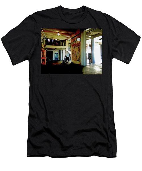 Troubadour Men's T-Shirt (Athletic Fit)