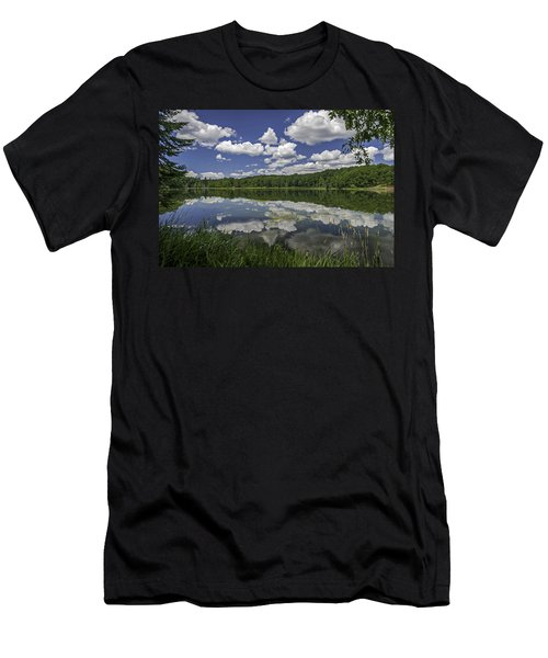 Trout Lake Men's T-Shirt (Athletic Fit)