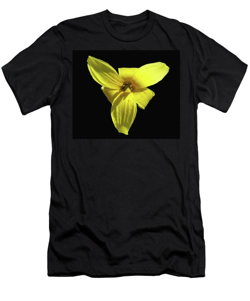 Trout Lily Men's T-Shirt (Athletic Fit)