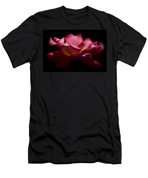 Men's T-Shirt (Slim Fit) featuring the photograph True Beauty by Lori Seaman