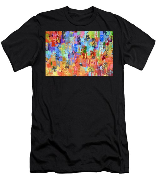 True Colours Men's T-Shirt (Athletic Fit)