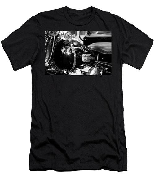 True Grit Men's T-Shirt (Slim Fit) by David Lee Thompson