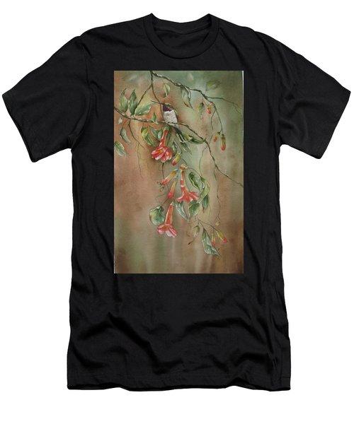 Trumpet Nectar Men's T-Shirt (Athletic Fit)