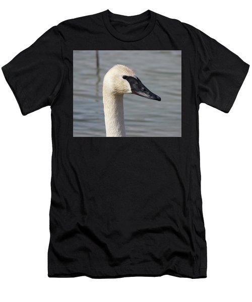 Trumpeter Portrait Men's T-Shirt (Athletic Fit)