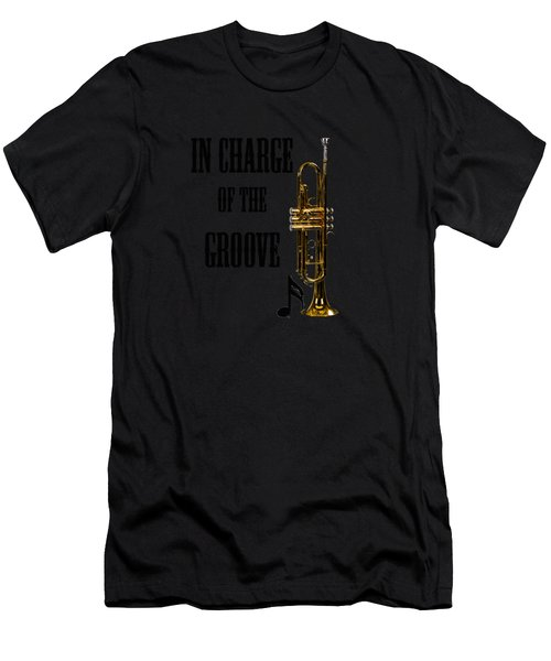 Trumpets In Charge Of The Groove 5536.02 Men's T-Shirt (Athletic Fit)