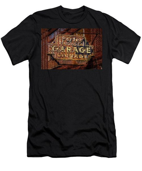 Trust In Rust Men's T-Shirt (Athletic Fit)